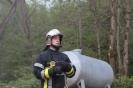 Brandschutzlehrgang Syrdallschloss 2012